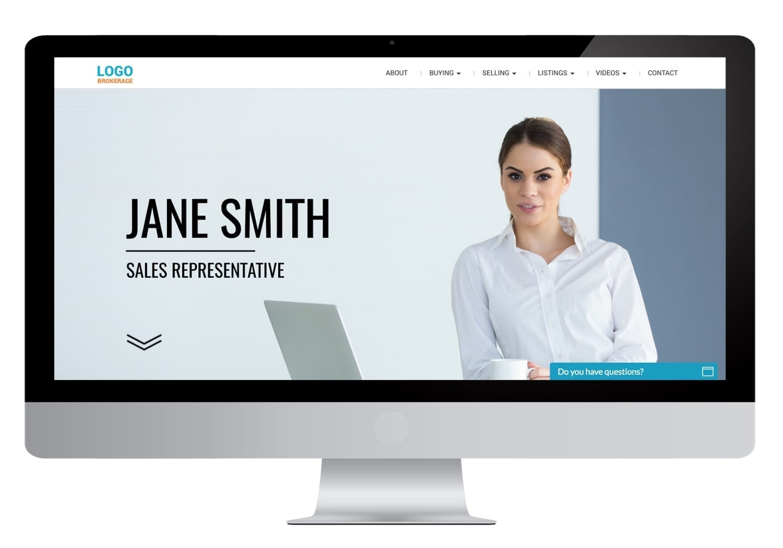 agent website version 1.0